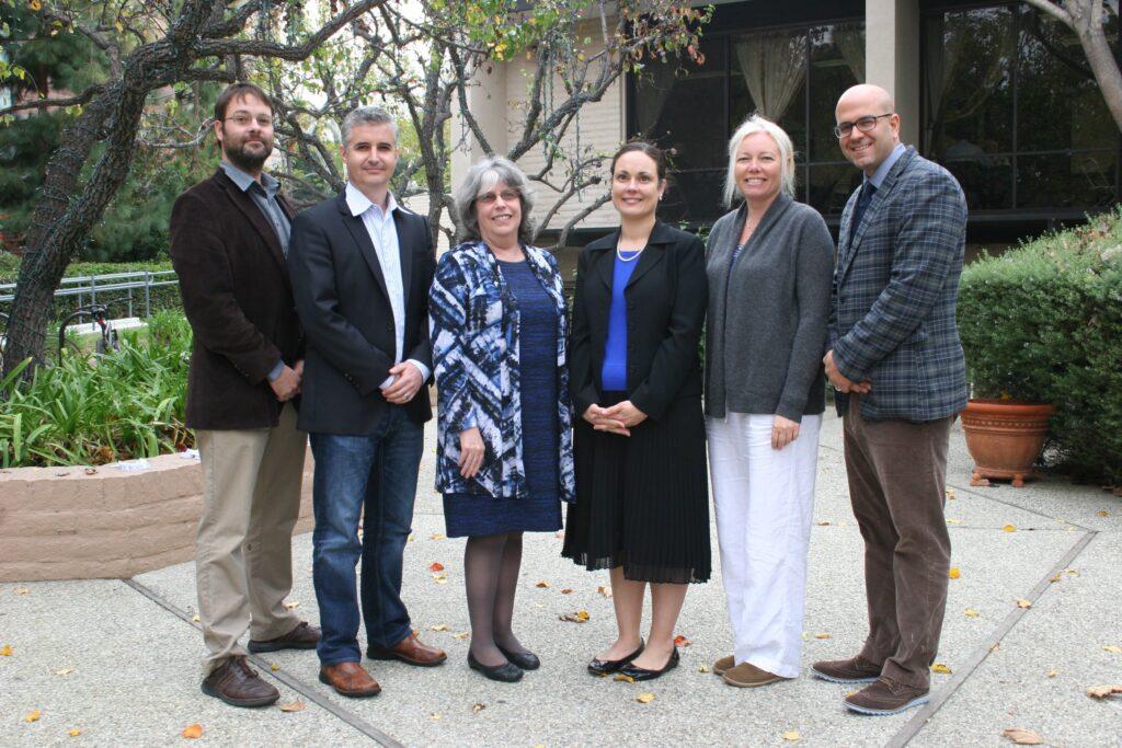 Leadership groupd of ICAN